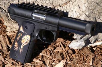 Ruger Mark III Custom Grips